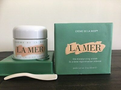 1 x La Mer Creme Soft Moisurizing Cream 60ml, used very slightly in original box