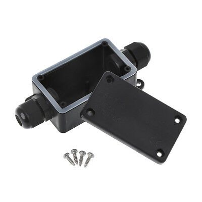 Waterproof IP65 Junction Box Cable Switch Connection Enclosure Case