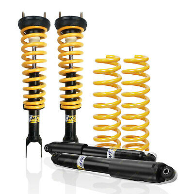 Front Rear HD Coil Spring Pre-Assembly Strut FORD FAIRLANE FALCON FAIRMONT BA BF