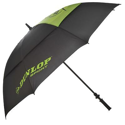 Dunlop Double Canopy Umbrella Protection Sport Accessory