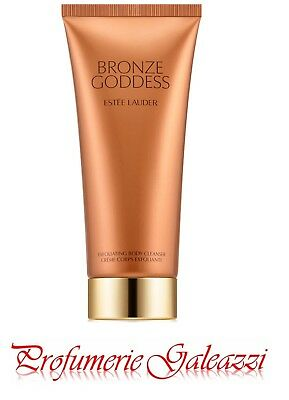 ESTEE LAUDER BRONZE GODDESS EXFOLIATING BODY CLEANSER - 200 ml