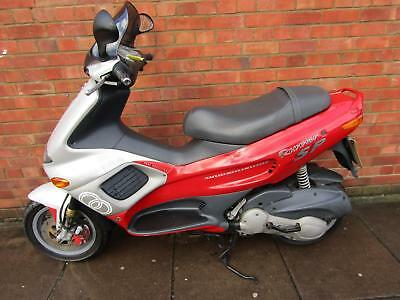 Gilera Runner Sp 180 Classic Two Stroke Scooter Only 5900 Miles