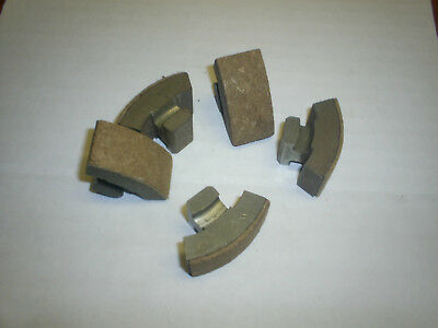 Homelite chainsaw NOS OEM NLA clutch shoe A-67519 67519 LOT OF 5
