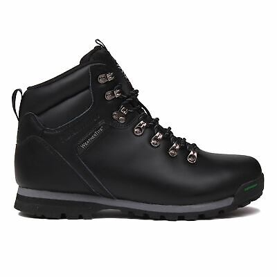 Karrimor Munro Walking Hiking Leather Waterproof Boots Lace Up Gents Mens