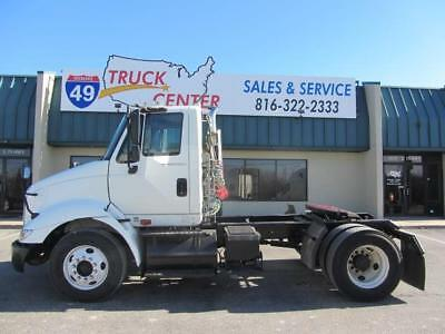 2005 International 8600 S/A Day Cab - Cummins - Pre Emission
