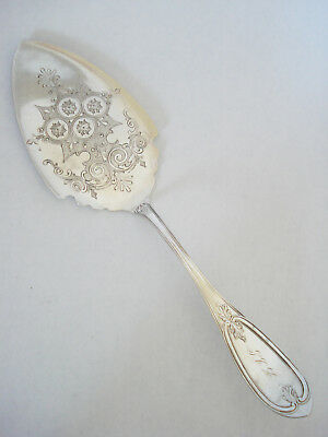 Antique WILCOX Silverplate PIE PASTRY KNIFE SERVER
