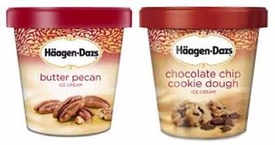 7 Coupons for $6 Off Haagen Dazs or Edy's Ice Cream