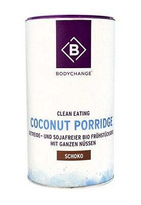 BodyChange Bio Coconut Porridge - Schoko (350g)