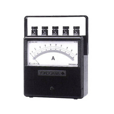 Yokogawa 201320 AC Ammeter, 5 A (for use with external CT); 0.22 VA