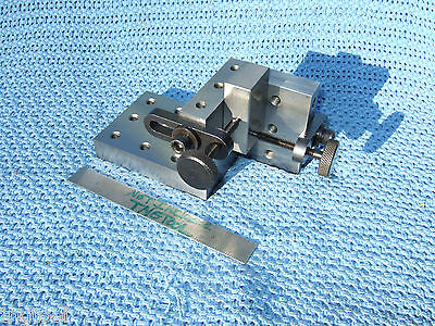Compound Angle Plate Harig Twin Angle Machinist Precise Inspection Grinder Used!