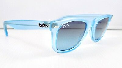 Ray Ban Wayfarer Ltd Edition Ice Pop Blueberry RB2140 & Case