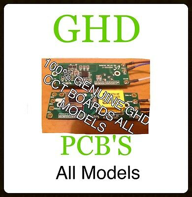 Genuine Ghd Pcbs Circuit Boards For Mk 3 & Mk3.1 Models. Faulty Broken Spares.