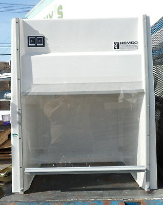 HEMCO FUME HOOD   mod. 93005  LOCAL PICK UP   AND INSPECTION  ONLY