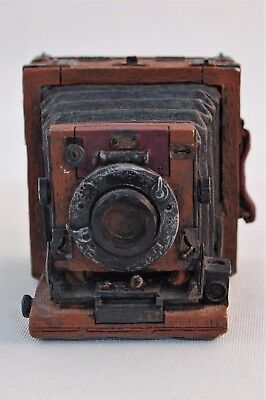 Miniature Old View Camera