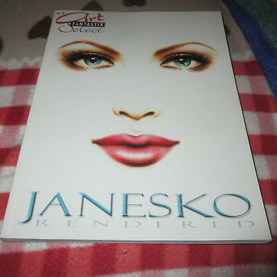 Art Fantastix Select Nr. 9 - Janesko Rendered -  Fantasy Comic/ Erotik