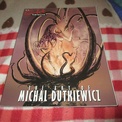 Art Fantastix Nr. 14 - The Art of Michal Dutkiewicz -  Fantasy Comic/ Erotik