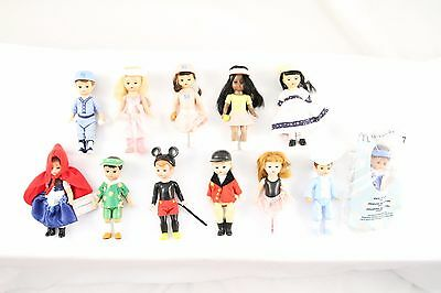 McDonalds Madame Alexander LOT of 12 Dolls Assorted Sports Ballet 2003 - 2010