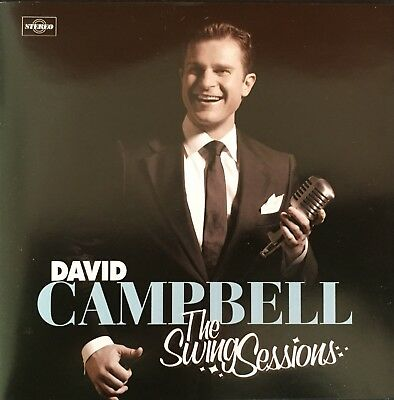 DAVID CAMPBELL The Swing Sessions CD Brand New And Sesled