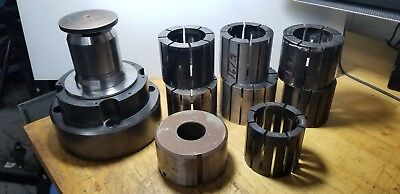 Hardinge A2-6 Model 600 Expand Chuck With Expanding Collet