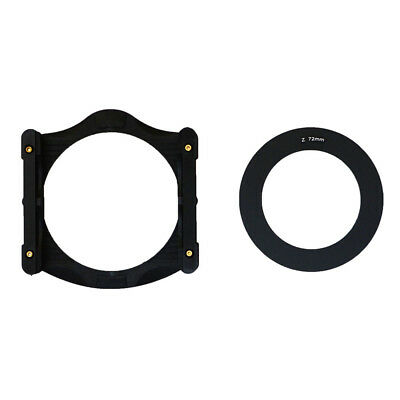 multifunctional camera filter holder &72mm adapter ring for Lee Cokin Z-pro