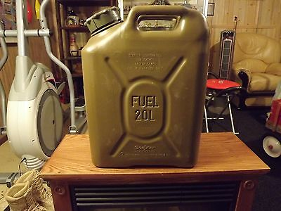 Scepter  MFC 20L/5Gal - Military Fuel Gas Can OD
