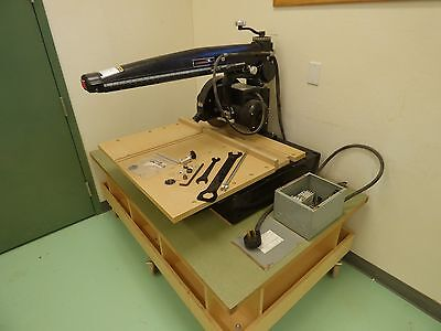 Original Radial Arm Saw Model 3512-01 Type 5, plus Great condition, hardly used