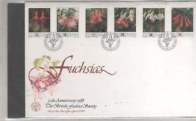 Isle Of Man First Day Cover Packet No D 10 With 2 Covers  Stamps as Pictured