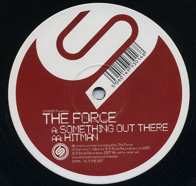 The Force (3) / Something Out There / Hitman