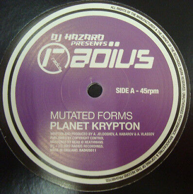 Mutated Forms / Planet Krypton / Computers