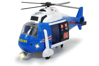 Dickie Toys - Action Series Helicopter, Helikopter, 41 cm, mit Licht und Sound