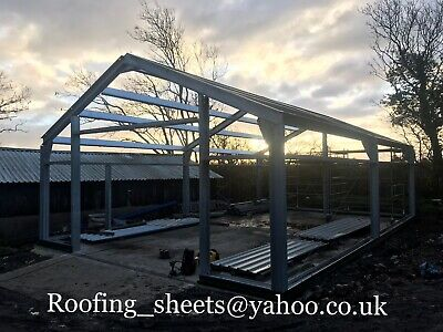 Bespoke Steel Frame Buildings.We Will Beat Any Like For Like Price