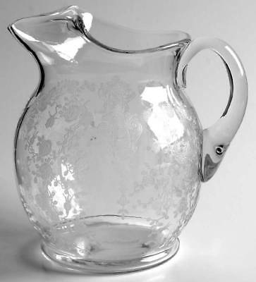 Cambridge ROSE POINT CLEAR 20 Oz Jug 10225386