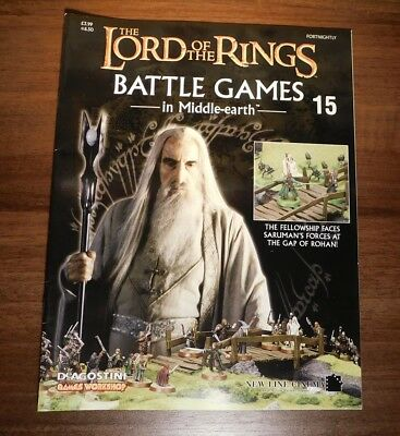 LORD OF THE RINGS Battle Games in Middle-earth Magazine Issue 15