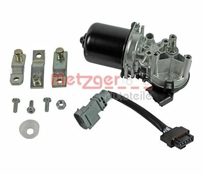 WIPER MOTOR WINDSHIELD WINDSCREEN RENAULT Front Metzger 2190654