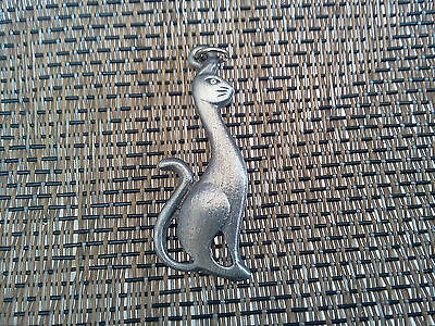 Purebred Pet Jewelry 1 Siamese Cat Pewter Charm All New.