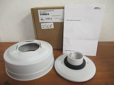 Axis Communications T94T01D 5505-871 CCTV Dome Camera Mount Pendant Kit #2568 T