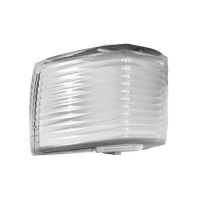 68 Impala Cornering Lamp / Light Lens - Clear / Right / Passenger Side