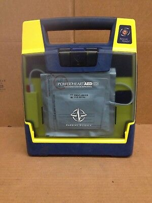Cardiac Science PowerHeart AED G3 9300E-101 Automatic without AC or Battery