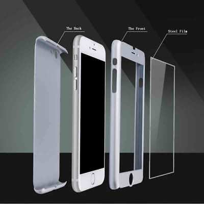 Full Scale Protective iPhone Cases Covers Apple Precise Design Shockproof