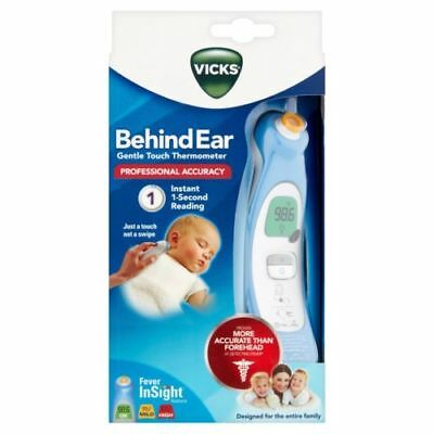 Vicks Behind Ear Gentle Touch Thermometer
