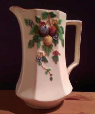 Devon Ware Fielding's Jug, Regd Pattern 738448, Dated 1931