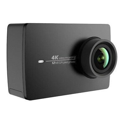 Xiaomi Yi 4K Sports Action Camera Black (International Specs) English Version