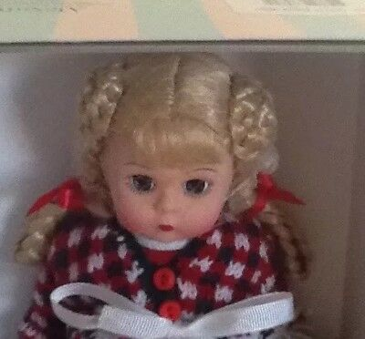 """Madame Alexander 8"""" Doll First Charter Member, 2011, Retired, Heritage Gallery"""