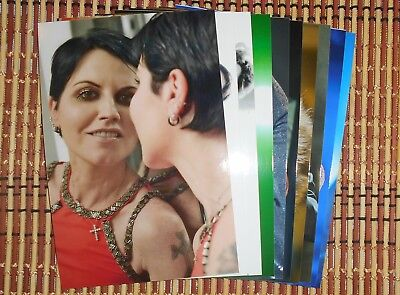 Dolores O'Riordan The Cranberries  4x6 Photo Set - Top 10 Photos HQ  # 3