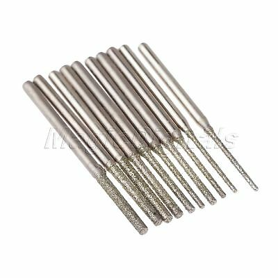 Cylindrical Grinding Emery Punching Pin Needle Carving Jade Crystal Stone Tool