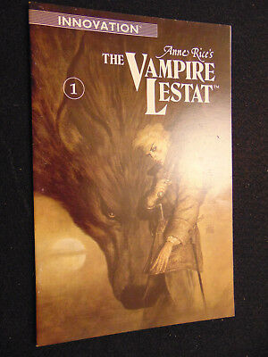 ANNE RICE'S THE VAMPIRE LESTAT #1 (Jan 1990, Innovation)  .99 start NO RESERVE!