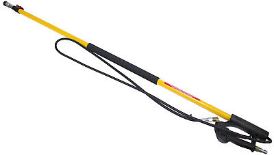 BE Pressure 12' Fiberglass Telescoping Pressure Washer Wand with Lever Lock