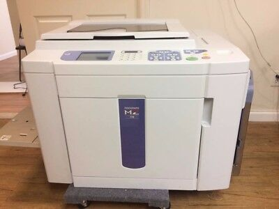 Riso MZ770 Copier- Two Color (Black and Red)
