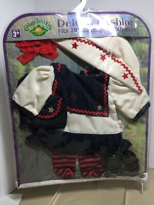 "Cabbage Patch Kids 20"" Deluxe Fashion doll CLOTHES BRAND NEW VINTAGE NIP #91560"