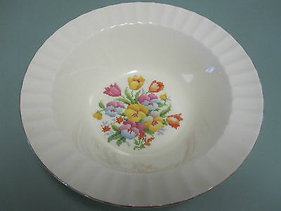 Edwin M. Knowles Serving Bowl